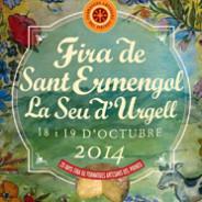 Fira de Sant Ermengol 2014 en La Seu de Urgell: ¡no sólo una feria de quesos artesanales!